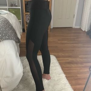 Victoria Sport Leggings - Black